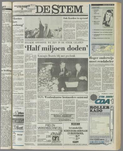 de Stem 1991-03-05