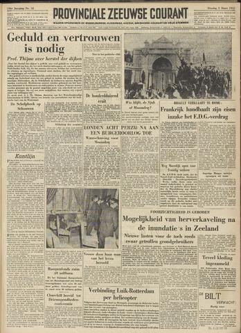 Provinciale Zeeuwse Courant 1953-03-03