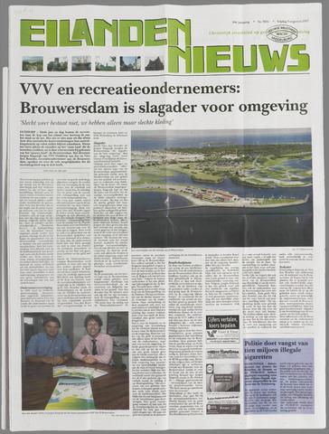 Eilanden-nieuws. Christelijk streekblad op gereformeerde grondslag 2007-08-03