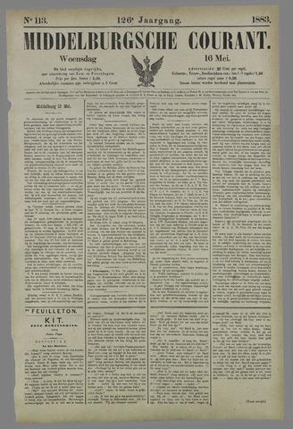 Middelburgsche Courant 1883-05-16