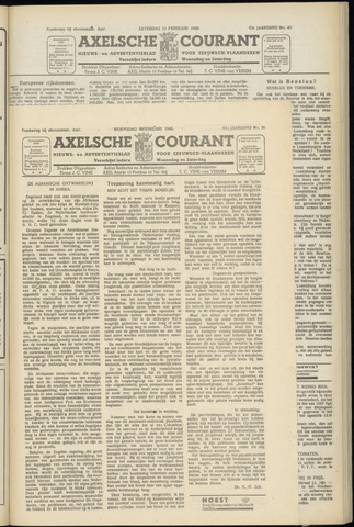 Axelsche Courant 1949-02-16