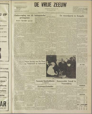 de Vrije Zeeuw 1962-01-18