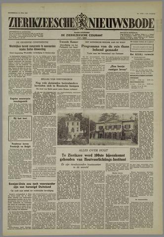 Zierikzeesche Nieuwsbode 1955-07-14
