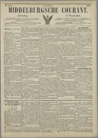 Middelburgsche Courant 1895-11-02