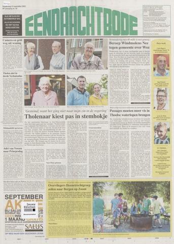 Eendrachtbode (1945-heden)/Mededeelingenblad voor het eiland Tholen (1944/45) 2012-09-13