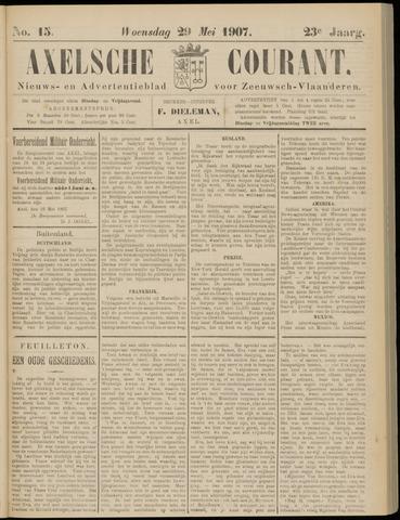 Axelsche Courant 1907-05-29