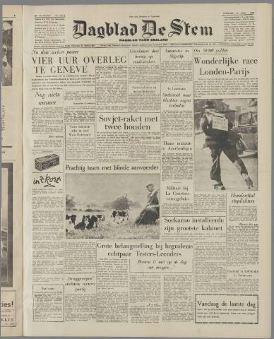 de Stem 1959-07-14