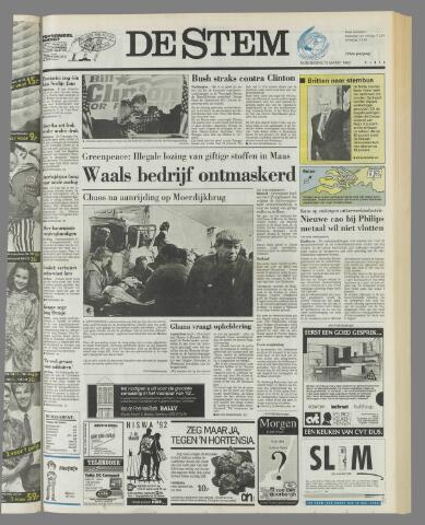 de Stem 1992-03-12