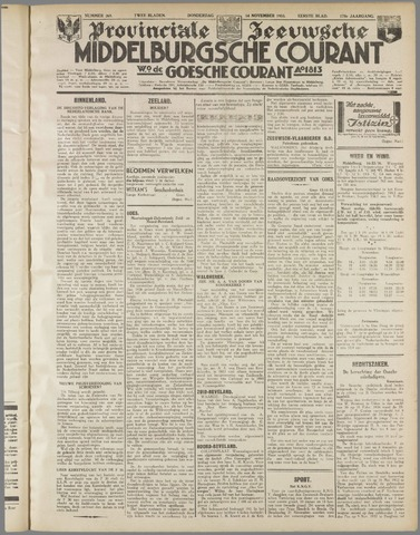 Middelburgsche Courant 1935-11-14