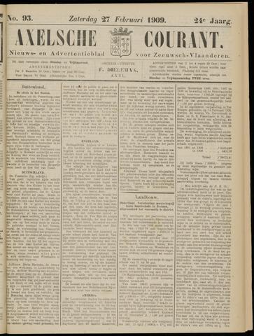 Axelsche Courant 1909-02-27