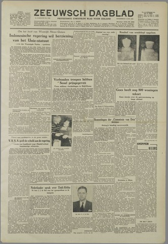 Zeeuwsch Dagblad 1951-01-04