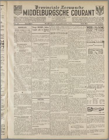 Middelburgsche Courant 1932-01-27