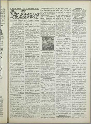 De Zeeuw. Christelijk-historisch nieuwsblad voor Zeeland 1943-03-20