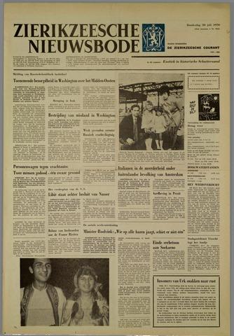 Zierikzeesche Nieuwsbode 1970-07-30