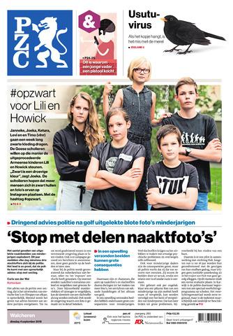 Provinciale Zeeuwse Courant 2018-09-04