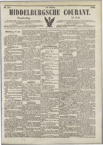 Middelburgsche Courant 1899-07-13