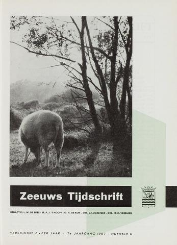 Zeeuws Tijdschrift 1957-11-01