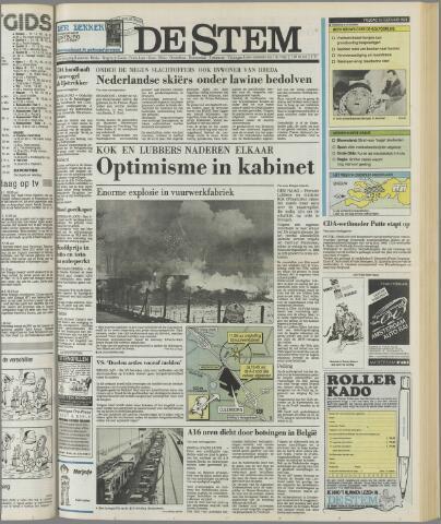 de Stem 1991-02-15