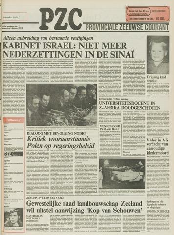 Provinciale Zeeuwse Courant 1978-01-09