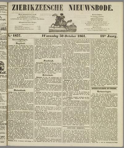 Zierikzeesche Nieuwsbode 1861-10-30