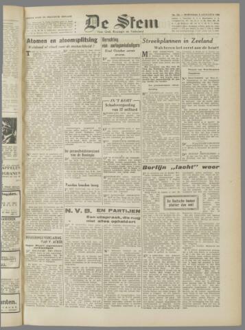 de Stem 1945-08-08