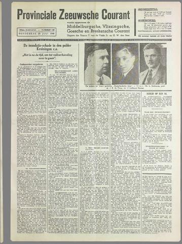 Provinciale Zeeuwse Courant 1940-07-25