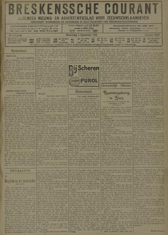 Breskensche Courant 1929-09-04