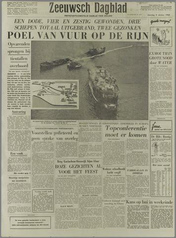 Zeeuwsch Dagblad 1960-10-08