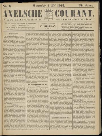 Axelsche Courant 1912-05-01