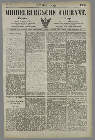 Middelburgsche Courant 1882-04-29
