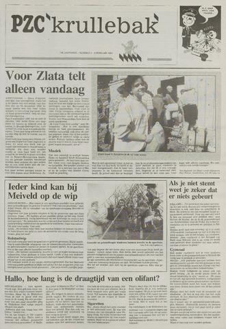 Provinciale Zeeuwse Courant katern Krullenbak (1981-1999) 1994-02-08