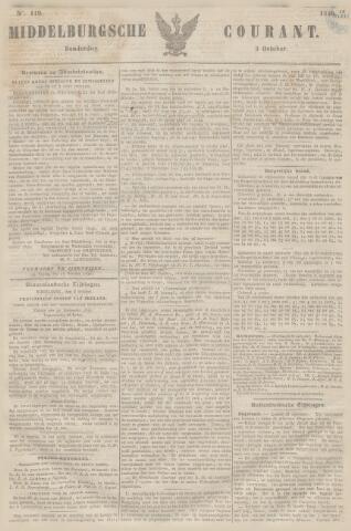Middelburgsche Courant 1850-10-03