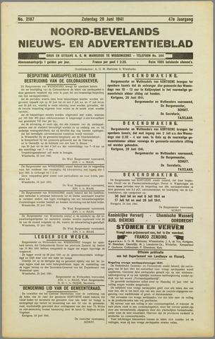 Noord-Bevelands Nieuws- en advertentieblad 1941-06-28