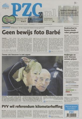 Provinciale Zeeuwse Courant 2010-01-26