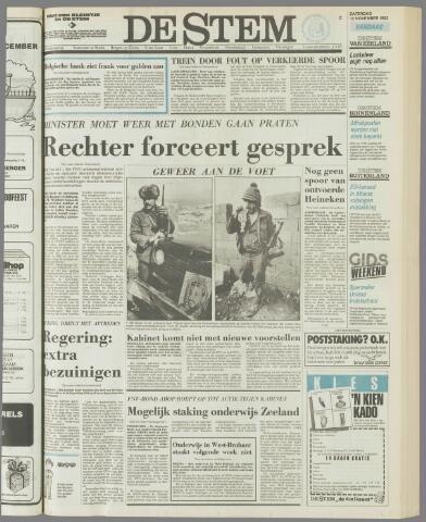 de Stem 1983-11-12