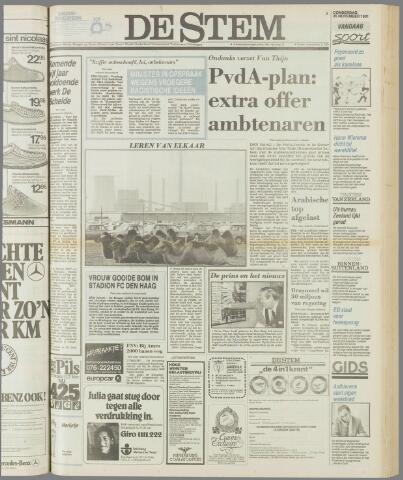 de Stem 1981-11-26