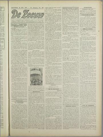 De Zeeuw. Christelijk-historisch nieuwsblad voor Zeeland 1943-05-24