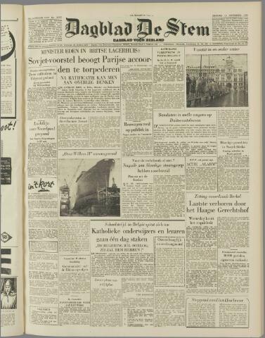de Stem 1954-11-16