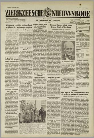 Zierikzeesche Nieuwsbode 1955-03-15