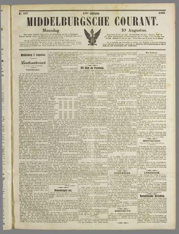 Middelburgsche Courant 1908-08-10