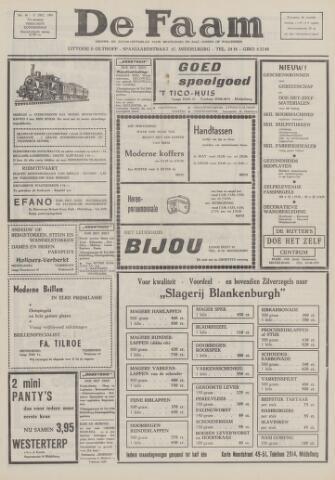 de Faam en de Faam/de Vlissinger 1969-12-11