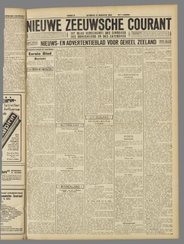 Nieuwe Zeeuwsche Courant 1933-08-12