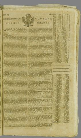 Middelburgsche Courant 1807-05-19