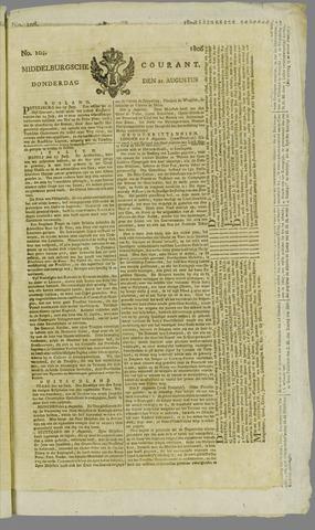 Middelburgsche Courant 1806-08-21