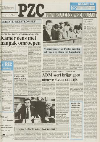Provinciale Zeeuwse Courant 1984-12-28