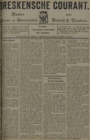 Breskensche Courant 1913-06-11