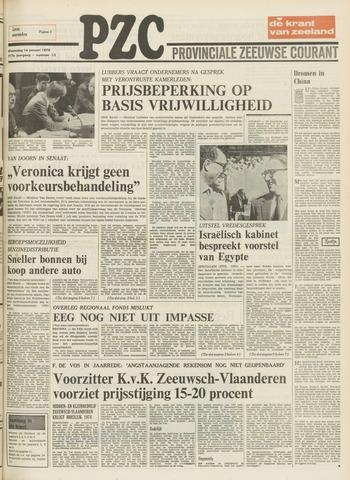Provinciale Zeeuwse Courant 1974-01-16