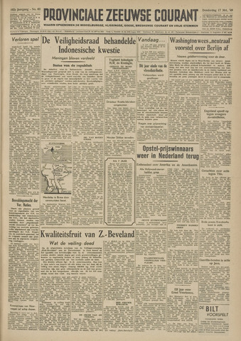 Provinciale Zeeuwse Courant 1949-03-17