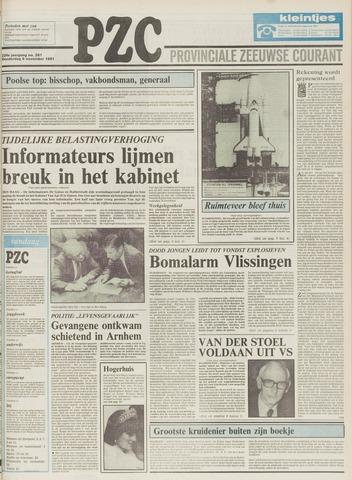 Provinciale Zeeuwse Courant 1981-11-05