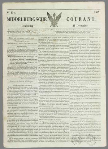 Middelburgsche Courant 1857-12-24